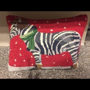 Grandin Road Winter Wonderland Pillow